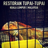 Photo taken at Restoran Tupai-Tupai by Khairil A. on 2/5/2013