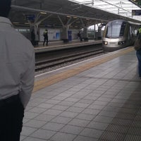 Photo taken at Gautrain Midrand Station by O'Jay T. on 10/24/2012