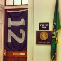 Photo taken at Office Of Representative Suzan DelBene by Melissa P. on 1/13/2014