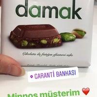 Photo prise au Garanti Bankası par Gülnihal Ö. le4/19/2018