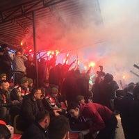Photo taken at Yelki spor tesisleri by Ferhat Y. on 12/18/2016