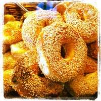 Photo taken at Spread Bagelry by Noah on 10/13/2012