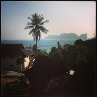Photo taken at Phi Phi The Beach Resort by Chelsea N. on 3/15/2013