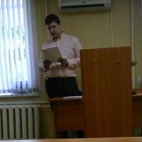 Photo taken at Промышленный районный суд by Тимур Т. on 6/9/2014