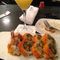 Photo taken at Sushi Siam by Alejandro L. on 6/8/2013