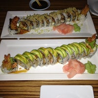 Photo taken at Sushi Yama by Alejandro L. on 1/25/2013