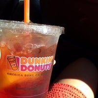 Photo taken at Dunkin' Donuts by Kate L. on 10/12/2015