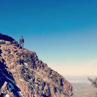 Photo taken at Mount Diablo State Park by Mari S. on 1/12/2013