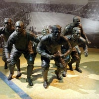 Photo taken at NCAA Hall of Champions by Kurt L. on 8/15/2012