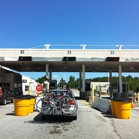 Photo taken at United States Border Station - Highgate Springs by Anjan R. on 8/5/2011
