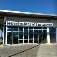 Photo taken at Mercedes-Benz of San Antonio by Cindy R. on 10/15/2011