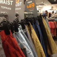 Photo taken at Topman by drewmatic on 6/4/2012