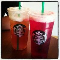 Photo taken at Starbucks by Jarinee A. on 9/5/2012