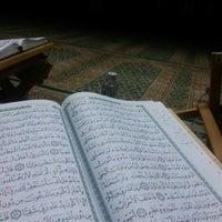 Photo taken at Masjid Al-Muttaqin Wangsa Melawati by Aidil Y. on 8/8/2012