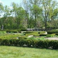 Photo taken at Matthaei Botanical Gardens by Eric J. on 5/10/2012