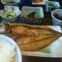 Photo taken at 季節料理 くら井 by Fujiwara K. on 11/24/2011