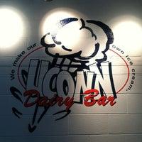 Photo taken at UConn Dairy Bar by Wayne P. on 12/28/2011