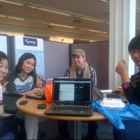 Photo taken at Strathclyde Business School by Vivek B. on 10/24/2011