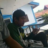 Photo taken at Fakultas Teknik UNIMA by Indra K. on 12/14/2011