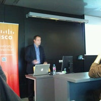 Photo taken at Entrepreneurship Area La Salle Technova Barcelona by David F. on 12/19/2011