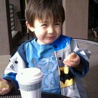 Photo taken at Peet's Coffee & Tea by Paul R. on 1/21/2012