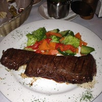 Photo taken at Argentango Steakhouse by Michel T. on 8/9/2012