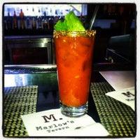 Photo taken at Marlow's Tavern by John on 9/7/2012