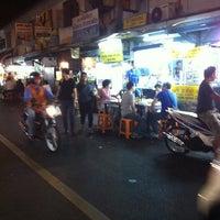 Photo taken at Night Food Stall Street by Dalton F. on 5/22/2012