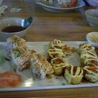 Photo taken at Makoto's Japanese Steak House & Sushi Bar by Elise R. on 7/6/2012