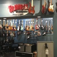 Photo taken at Guitar Center by Thomas B. on 3/29/2017