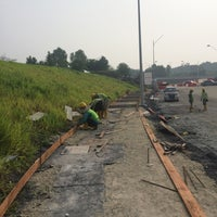 Photo taken at Works of Road P7G by Maro O. on 9/19/2015