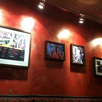 Photo taken at Barrio Urban Taqueria by Audrey S. on 1/20/2013