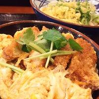 9/24/2017にdenchu_netが丸亀製麺 流山店で撮った写真