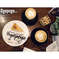 Photo taken at Ogopogo by Jessica S. on 7/24/2014