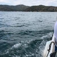 Photo taken at deniz ortasi by Ümit Ö. on 5/27/2017