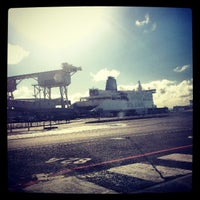 Photo taken at Port of Dover Ferry Terminal by Bradley M. on 9/22/2012