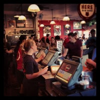 Photo taken at Zachary's Chicago Pizza by Michael F. on 5/20/2013
