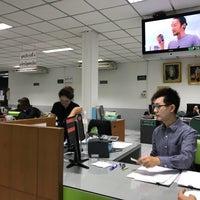 Photo taken at สำนักงานที่ดินจังหวัดนนทบุรี สาขาบางบัวทอง by Twich H. on 5/17/2017