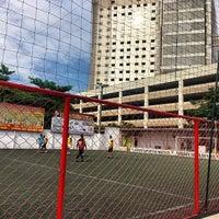 Photo taken at Centro Esportivo Náutico by Deejay R. on 4/13/2014