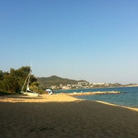 Photo taken at Palio Tsifliki Beach by Giouli D on 8/7/2013