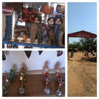 Photo taken at Bolgatanga Craft Village by Tetteh O. on 12/8/2013