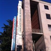 Photo taken at La Triennale di Milano by Francesca A. on 12/30/2012