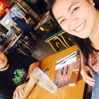 Photo taken at Shakey's by Maricar S. on 11/19/2015