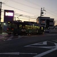 Photo taken at 三条御池交差点 by 佐天 涙. on 10/26/2017