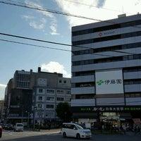 Photo taken at 四条大宮交差点 by 佐天 涙. on 12/10/2016