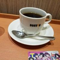 Photo taken at Doutor by 佐天 涙. on 12/27/2017