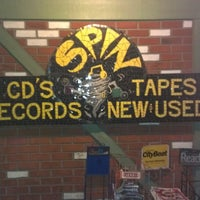 Photo taken at Spin Records by Cesar A. on 12/27/2013