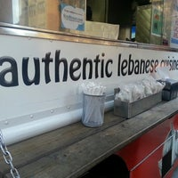 Photo taken at Toum Lebanese Truck by Andrew H. on 9/19/2013