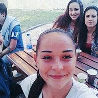 Photo taken at Sport Cafe Krumovgrad by Ebru I. on 9/24/2015