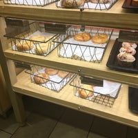 Photo taken at Au Bon Pain by Stacey S. on 1/10/2017